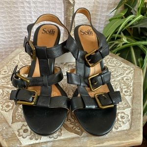 Sofft Sandals with Buckles 10